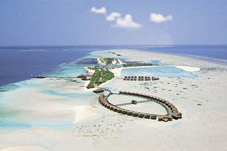 Hotel Olhuveli Beach & Spa Resort, Jižní Malé Atol