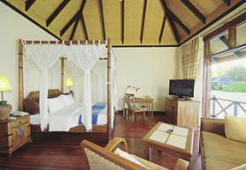 Hotel Olhuveli Beach s pokojem, Jižní Malé Atol
