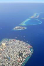 Hlavní město souostroví Maledivy